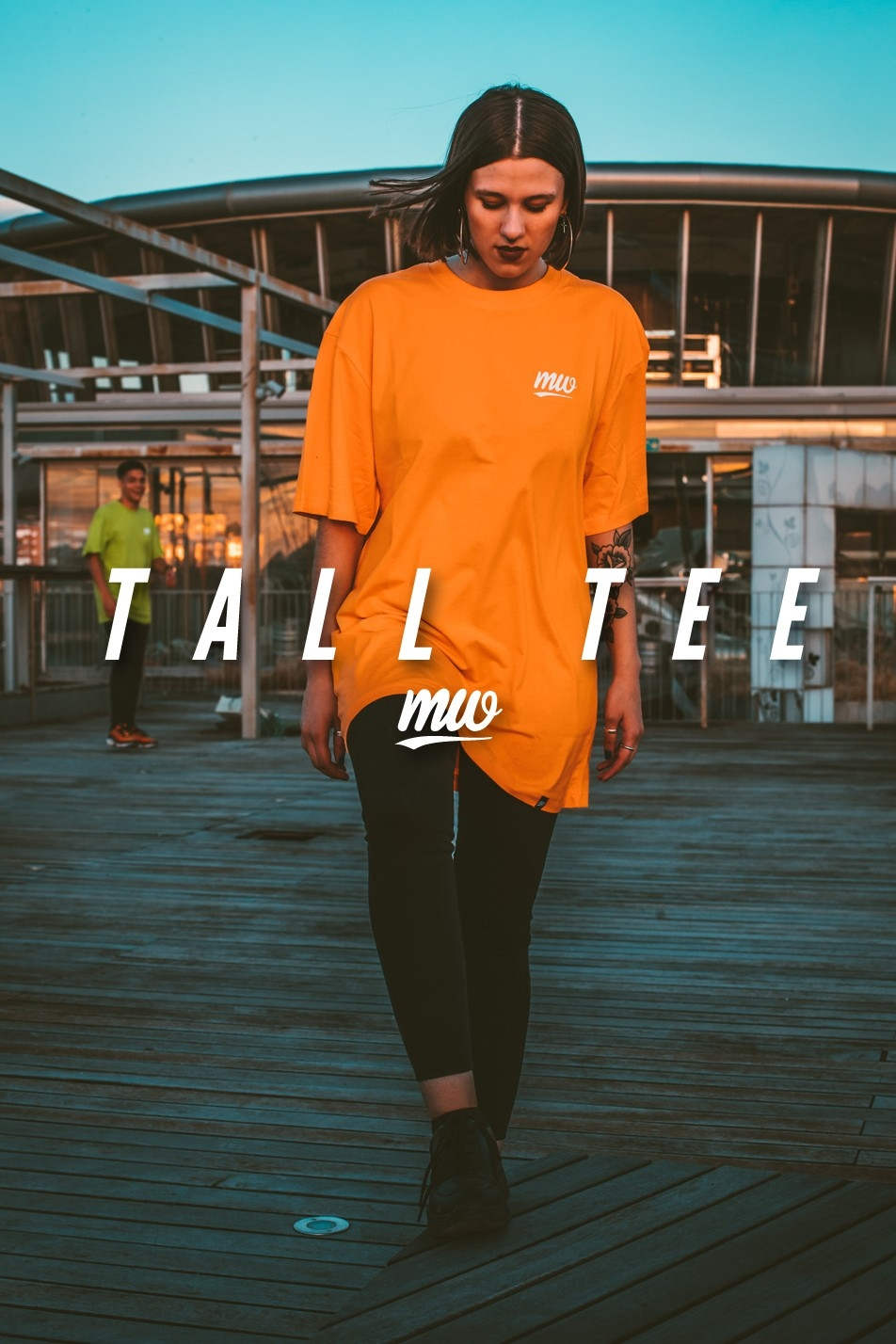 TALL TEE. SPRING - SUMMER 2019