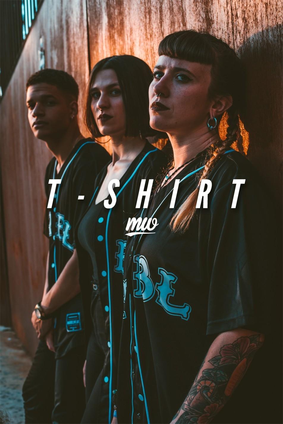 T-SHIRT. SPRING - SUMMER 2019