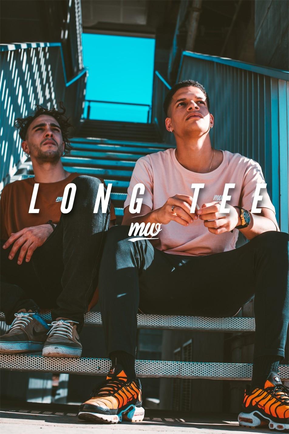 LONG TEE. SPRING - SUMMER 2019