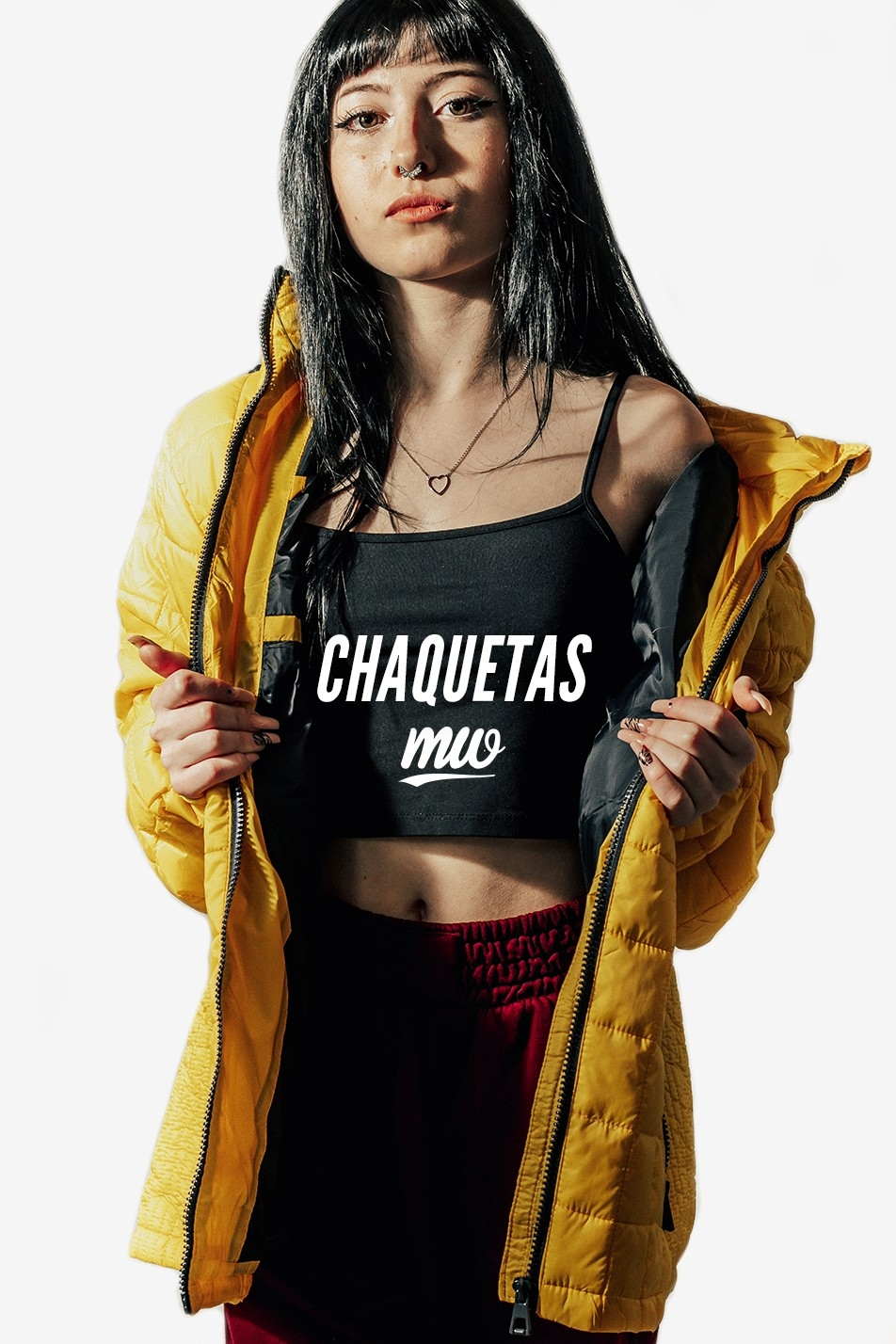 - CHAQUETAS