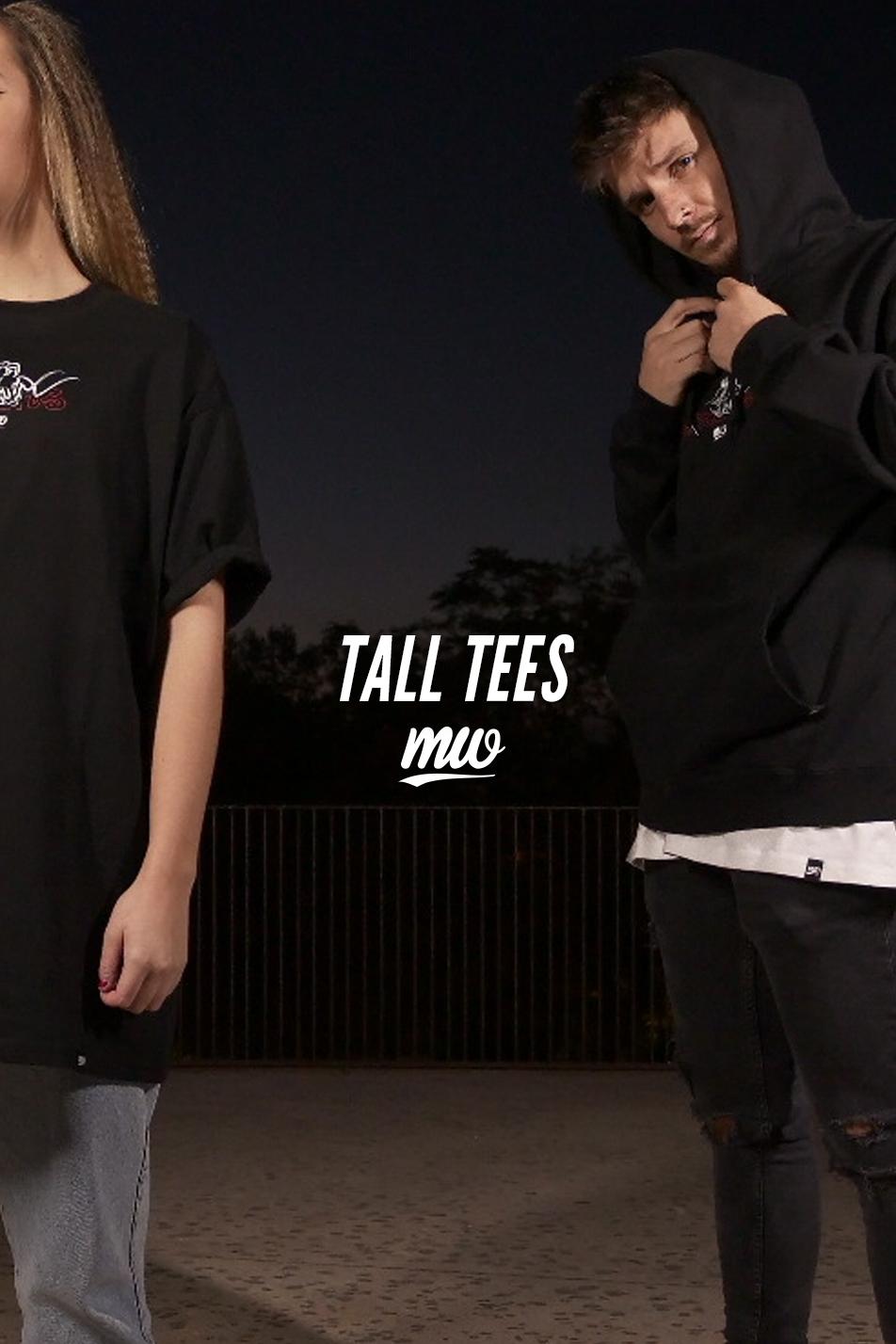 - TALL TEE