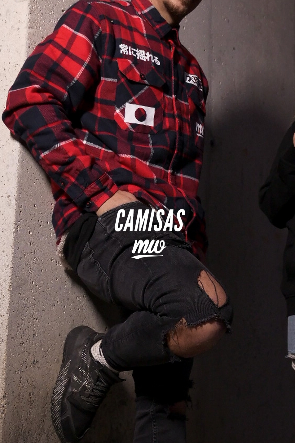 - CAMISAS